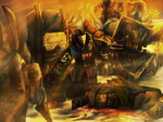 Helldivers : The Clutch by bloodtrailkiller