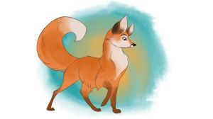 CopperFox by dyb