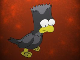 Bart raven by HeinousFlame