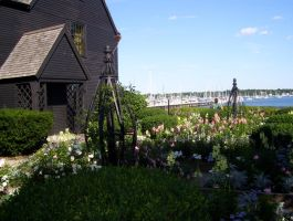 House of Seven Gables by KimNichole