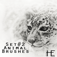 AnimalBrushes by HE  by EllaBellsGraphic