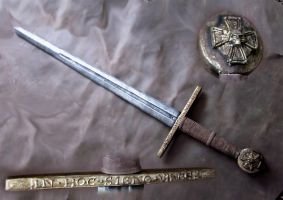 Imperial larp sword by BloodworxSander