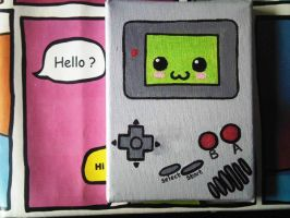 Gameboy by Moets