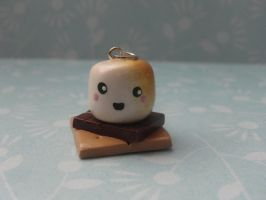 Kawaii Clay Smore by CraftyOlivia