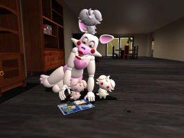 Trying to read by Mangle-The-Fox