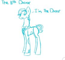 The 11th Doctor by kkp101