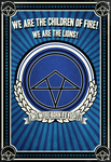 Oh, Sleeper Poster v2 by GabeRios