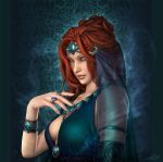 To Stone by cylithera