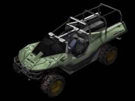 Transport Warthog by gxshadow