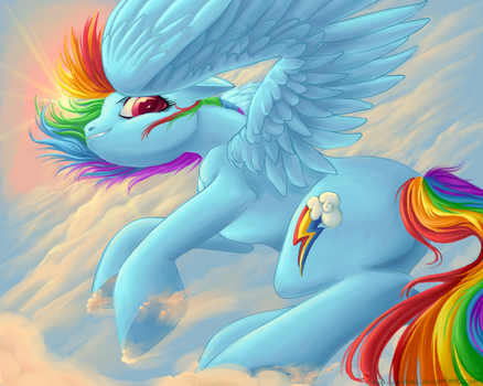 Above the Clouds by snip-veritas