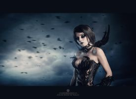 Corvus 2 by Elisanth