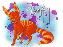 For Tooniefox by Bowtiefoxin