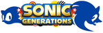 Sonic Generation logo by Redfern05