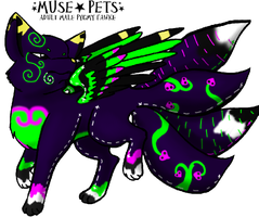 Drof - Alejandro ii by Muse-Pets