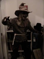 Me as the Scarecrow by Boredman