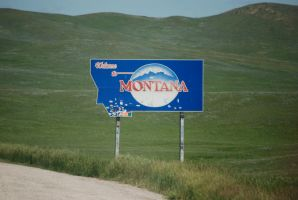 Entering Montana by MNgreen