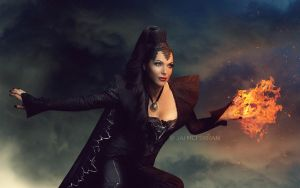 Long live the Evil Queen by JaiMcFerran