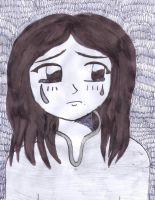 crying boy by Gothic-excel