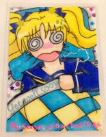 ACEO: Charlotte-Flu Season by YuniNaoki