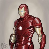 Ironman by Urieck
