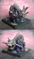 Grave Guard Diorama / Unit Filler by Beta-is-my-Name
