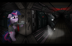 The Great Movie Ponies - ALIEN by Icaron