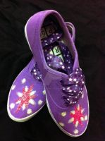 Twilight Sparkle Bronie Style Shoes by CosplayPropMaster