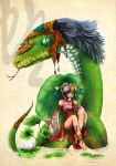 Of Snakes And Lilies by SpyG