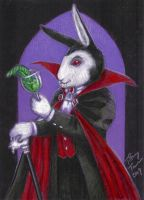 Bunnicula by MadameGiry