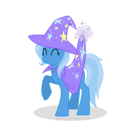 Great and powerful by Nyamas