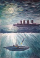 The truth about Titanic by CORinAZONe