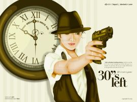30's Left by bayu85