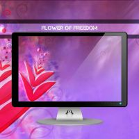 Flower of Freedom by Momez