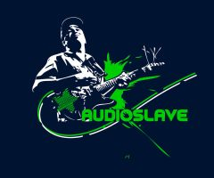audioslave by erickbogantes