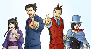 """Objection!"" by Arabesque91"