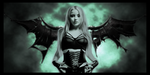 Dark Angel - Angel Oscuro by licnobius