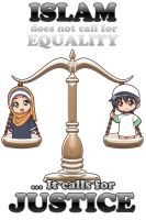 gender equity in Islam by Nayzak