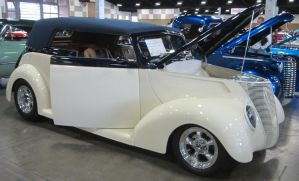 37 Ford Phaeton by zypherion