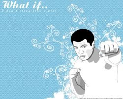 What if.. Muhammad Ali? by iONx3