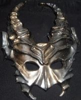 Mask by motherpearl666