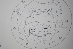 donut for android v2 by amaya-chibi