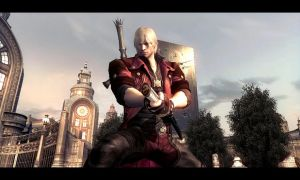 Dante with Yamato by Nickmightygamer