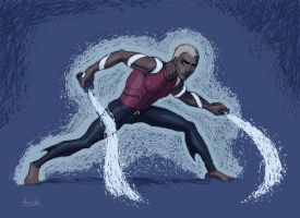 Aqualad by me9999