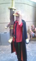 Otakon 2011: One piece by Y0-Mama