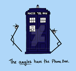 The ANGLES have the Phone Box by NachoNachoCheese