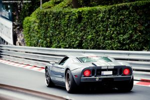 Ford GT by Attila-Le-Ain
