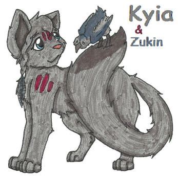 Kyia by awcomicart