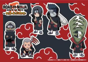 Naruto Road to ninja by Kira-XD