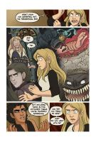 Mias and Elle Chapter 3  Page 8 by StressedJenny