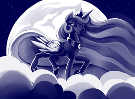 The Night by DimFann